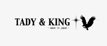 タディ&キングロゴ画像