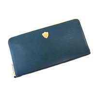ガルニ GL17008 Shield Zip Long Wallet シェルド ジップ ロング ウォレット 画像