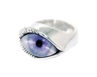 グレートフロッグ 義眼リング 画像