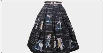 イノセントワールド スカート 画像