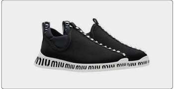 ミュウミュウ スニーカー/靴 画像