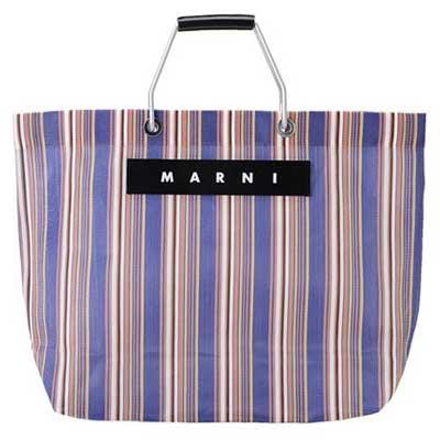 マルニ フラワーカフェ トートバッグ 画像