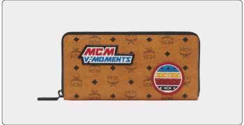 MCM 財布 画像