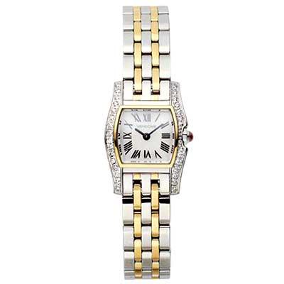ヴァンドーム青山 ダイヤモンド 腕時計 画像