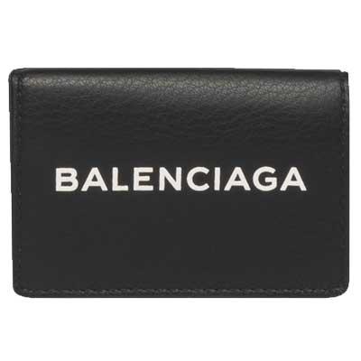 バレンシアガ エブリデイ ミニウォレット 三つ折り財布 画像