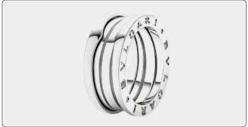 ブルガリ 指輪/結婚指輪 画像