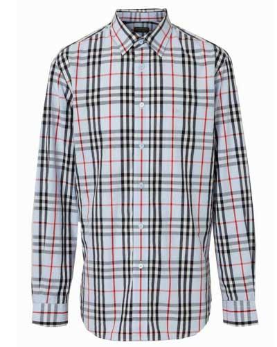 ヴィンテージチェック コットンシャツ 画像