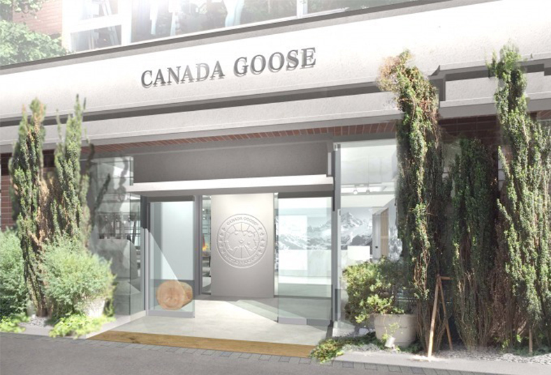 カナダグース(CANADA GOOSE)とは 画像