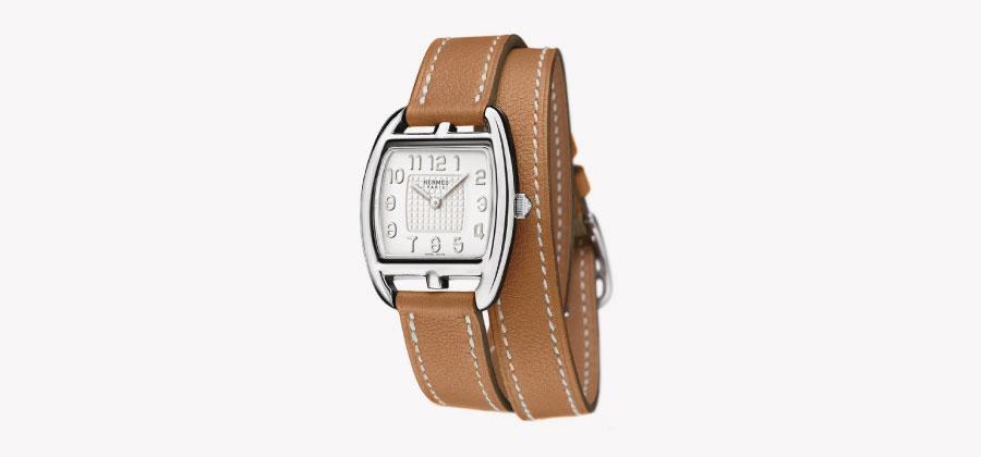 エルメスの代表的な時計ケープコッド画像