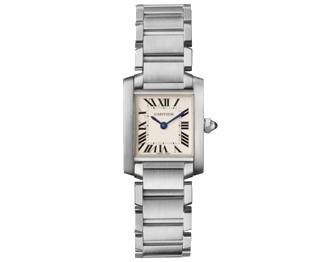 カルティエ タンク フランセーズ 腕時計 W51008Q3 画像
