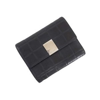 シャネル 財布 チョコバー 三つ折り財布 画像