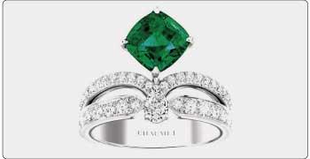 ショーメ 婚約指輪 画像