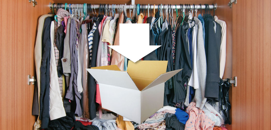 【全国対応】服の宅配買取ならブランドバイヤーにお任せ下さい!画像