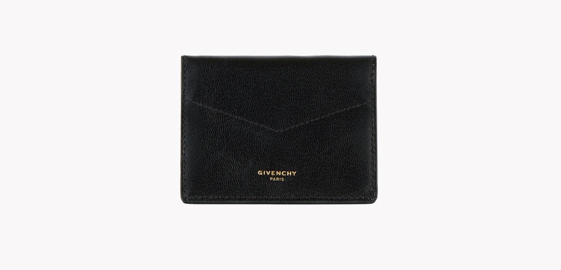GIVENCHY/ジバンシィ 折り紙からインスピレーションを受けたEDGE財布が発売記事画像