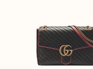 グッチ GGマーモント ショルダーバッグは高く買取ます! 画像