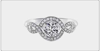 ハリーウィンストン 指輪 画像