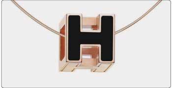 エルメス チョーカー キューブ 画像