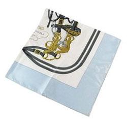 エルメス カレ90 BRIDES des GALA シルク スカーフ レディース 画像