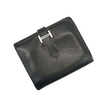 エルメス 財布 ベアン コンパクト 二つ折り財布 画像