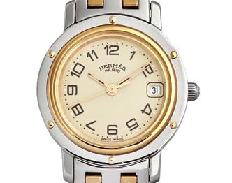 エルメス クリッパー 腕時計 画像