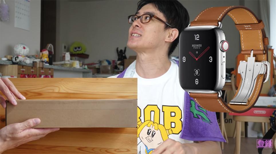 エルメス(Hermes)時計を愛用している有名人 画像