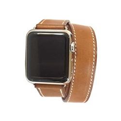 アップルウォッチ Apple Watch series 2 38mm 茶ベルト 画像