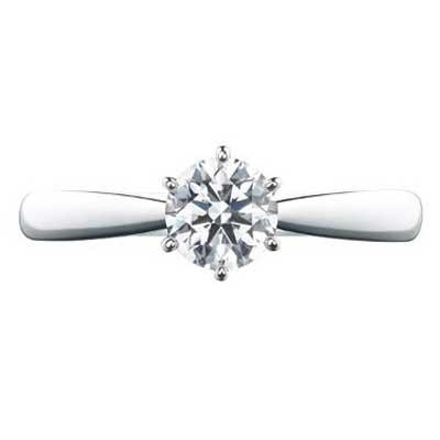 タサキ/田崎真珠 ダイヤモンドリング 画像