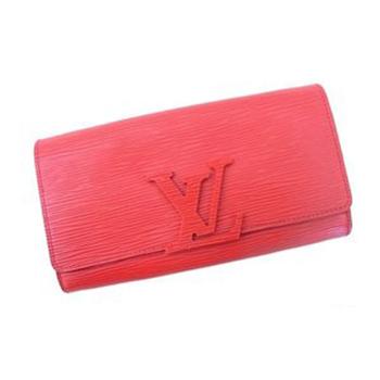 ルイ ヴィトン 財布 M60766 エピ ポルトフォイユ ルイーズ 画像