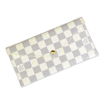 ルイ ヴィトン 財布 N63098 ダミエ・アズール ポルトフォイユ・オリガミ 画像