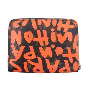 ルイ ヴィトン 財布 M93708 ジッピーコインパース グラフィティ オランジュ 画像